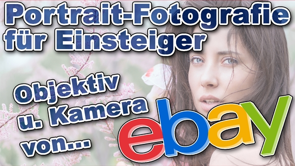portraitfotografie gute einsteiger ausr stung finden mit ebay. Black Bedroom Furniture Sets. Home Design Ideas