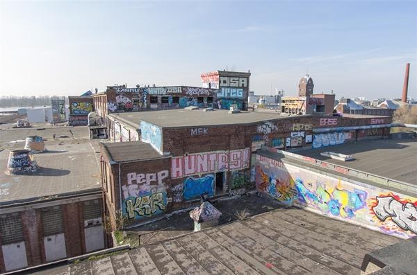 verlassene papierfabrik hermes in d sseldorf nrw. Black Bedroom Furniture Sets. Home Design Ideas