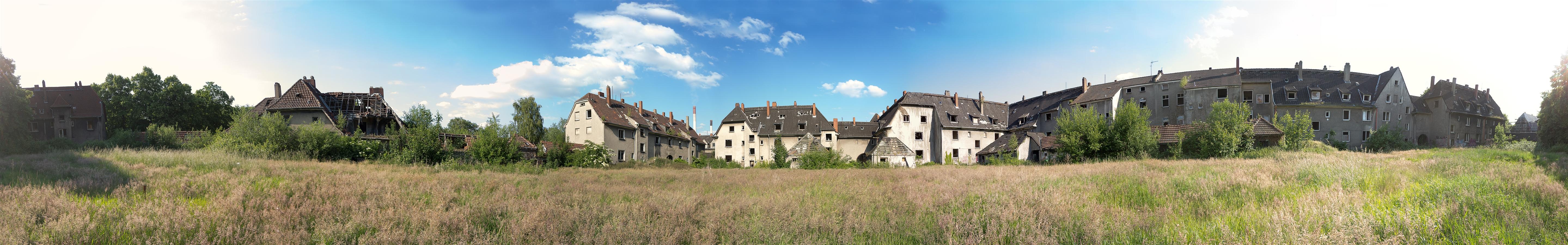 Urbex Verlassenes Dorf Bei Gladbeck Nrw