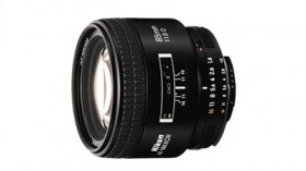 Old but gold: Nikkor AF 85mm f/1.8 D (© Nikon)
