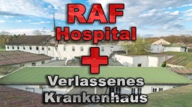 Lost Place: Verlassenes RAF Hospital in NRW